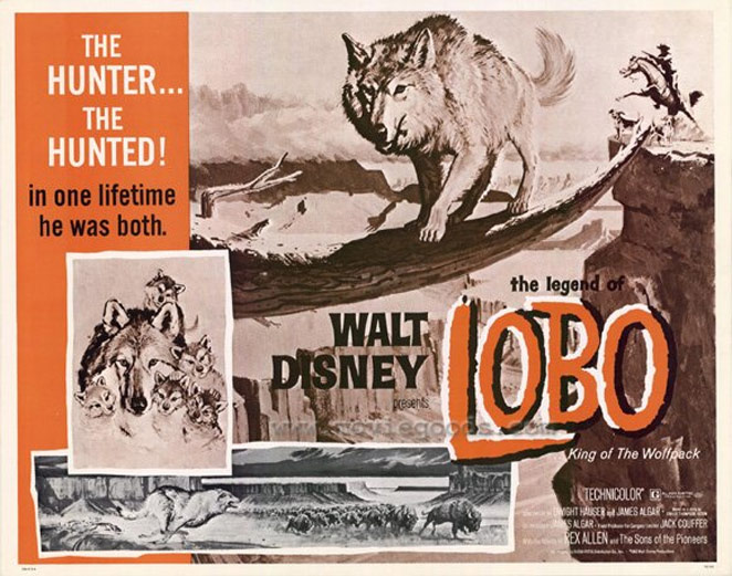 The Legend of Lobo Poster #1