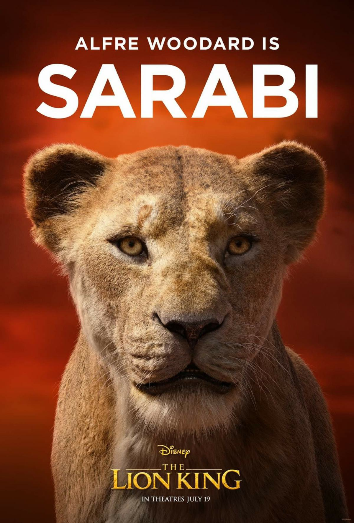 The Lion King Poster #10