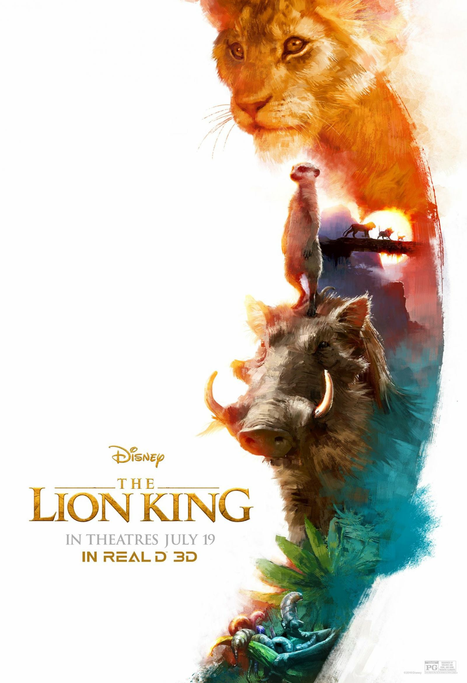 The Lion King Poster #14