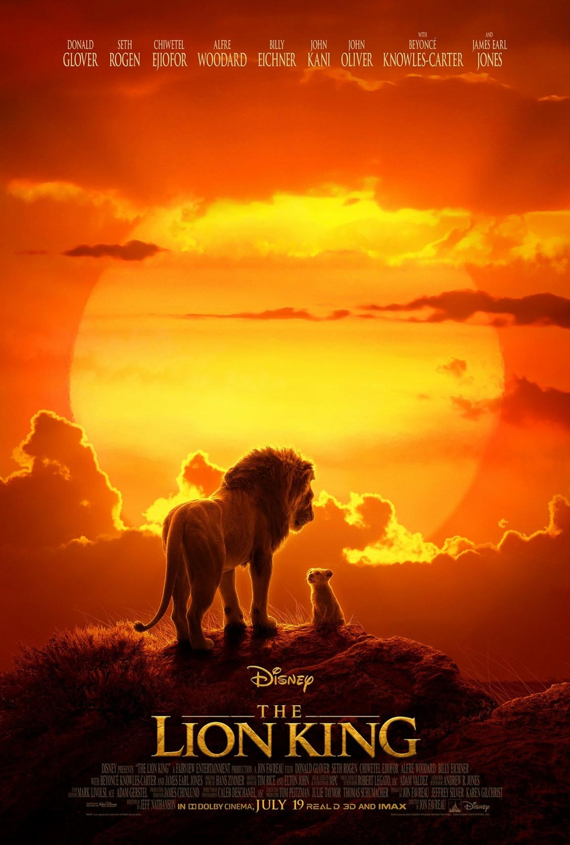 The Lion King Poster #2