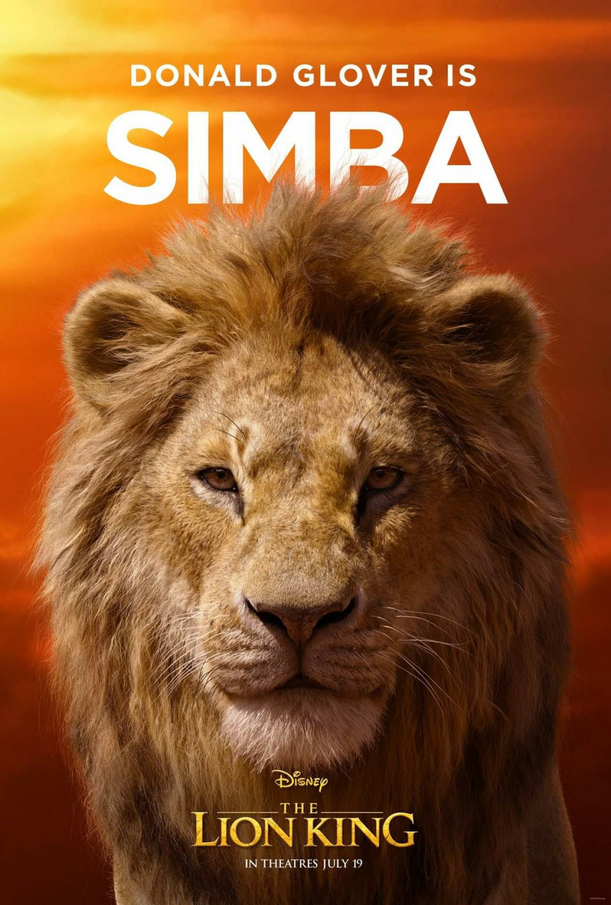 The Lion King Poster #3