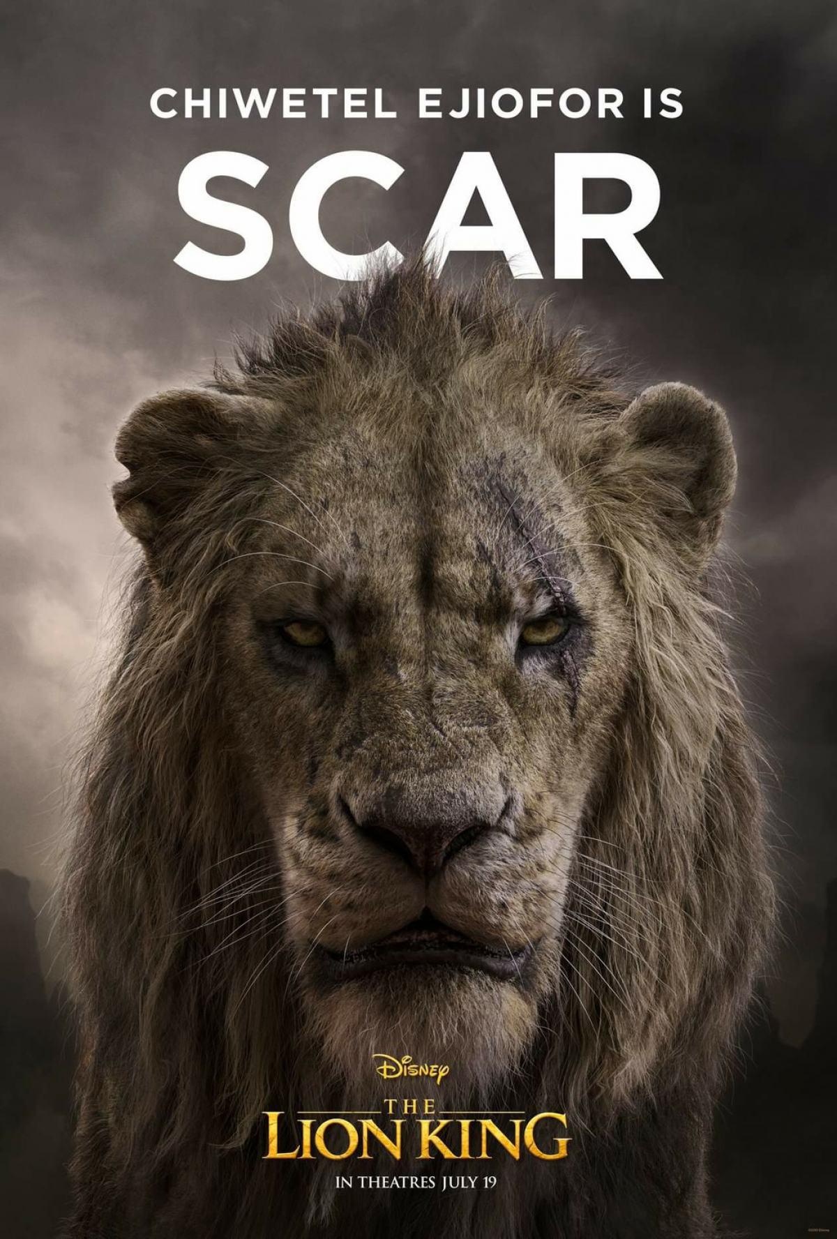 The Lion King 2019 Traileraddict