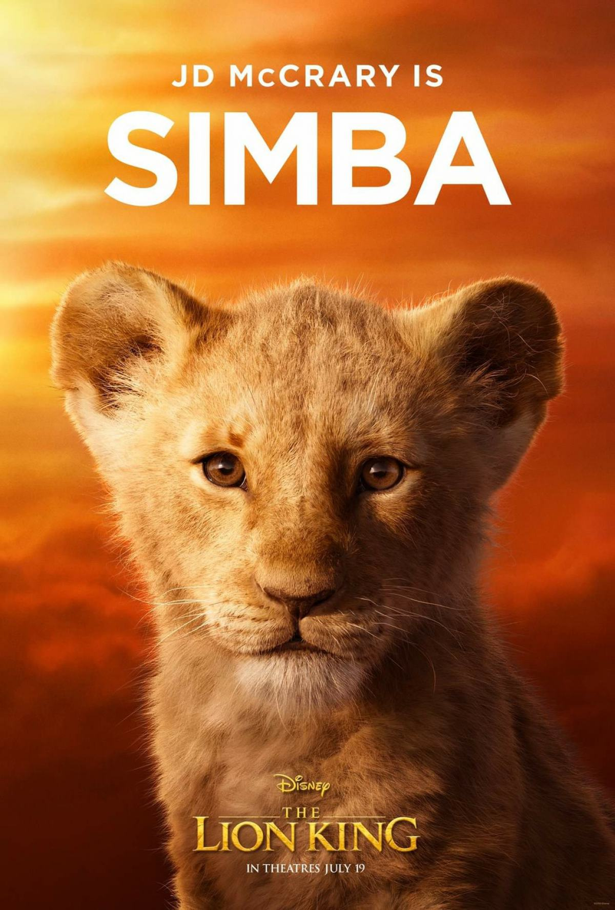The Lion King Poster #8