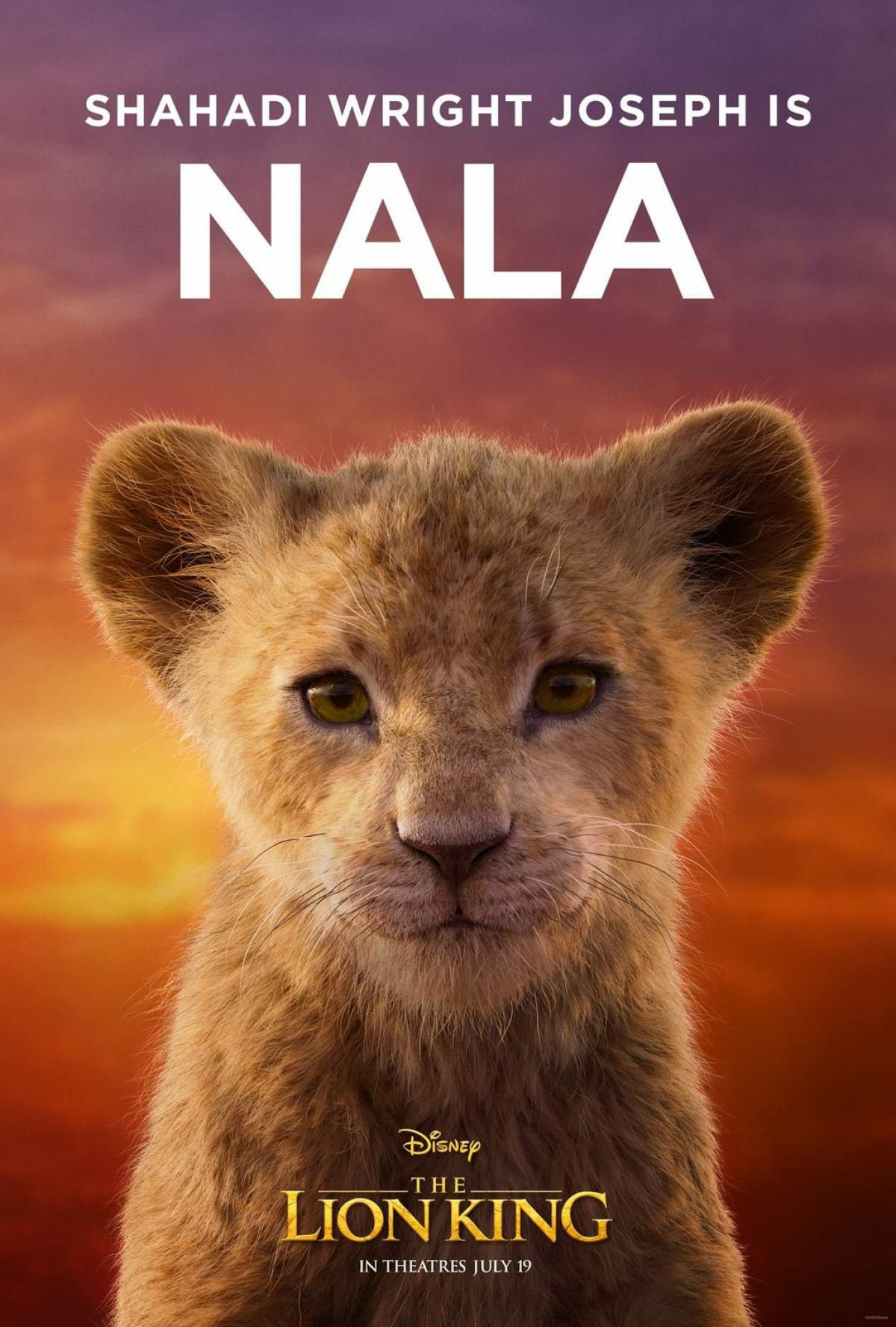 the lion king  2019  poster  1
