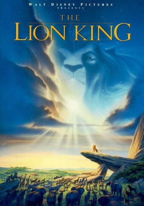 The Lion King Poster #1