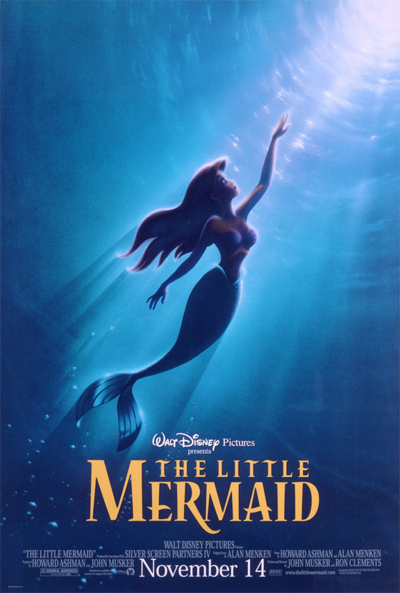 The Little Mermaid Poster #1