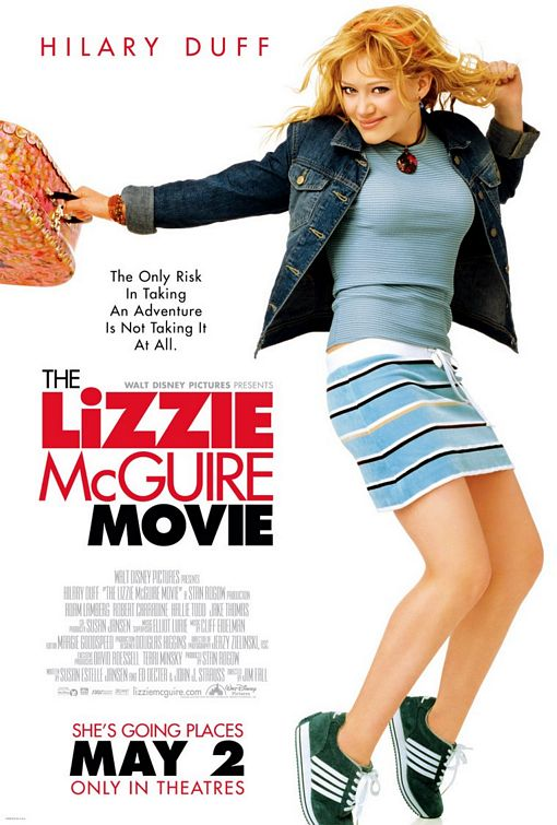 The Lizzie McGuire Movie Poster #1