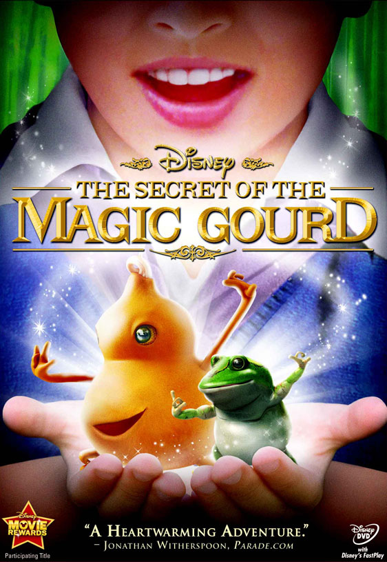 The Secret of the Magic Gourd Poster #1