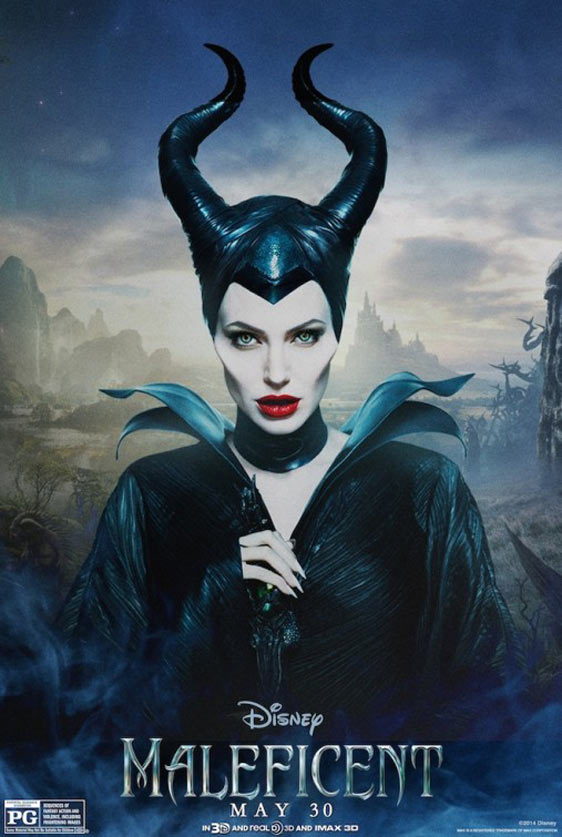 Maleficent Poster #11