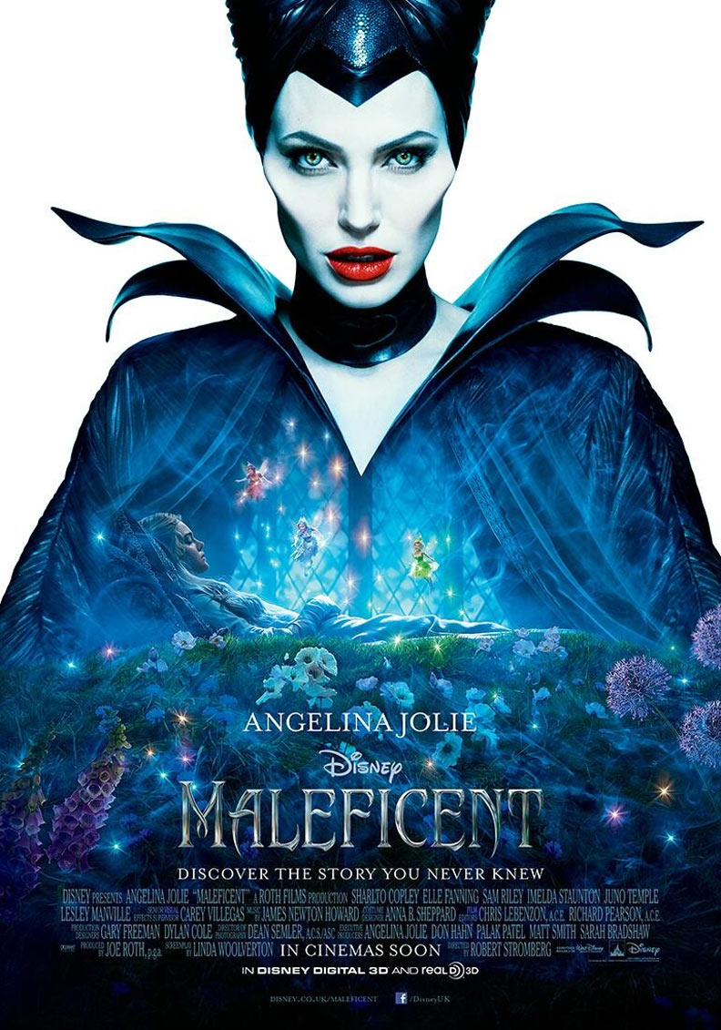 Maleficent Poster #2