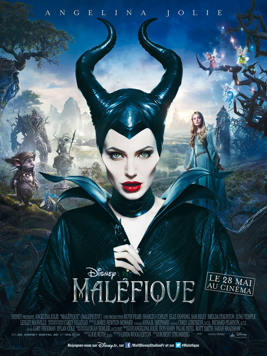 Maleficent Poster #5