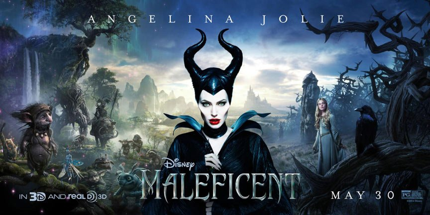 Maleficent Poster #6