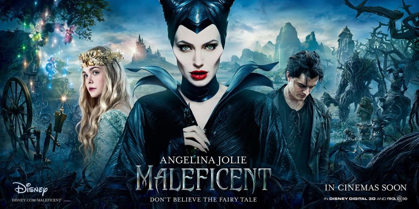 Maleficent Poster #7