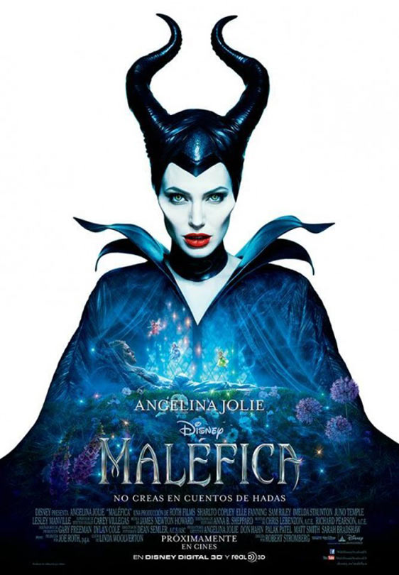 Maleficent Poster #8