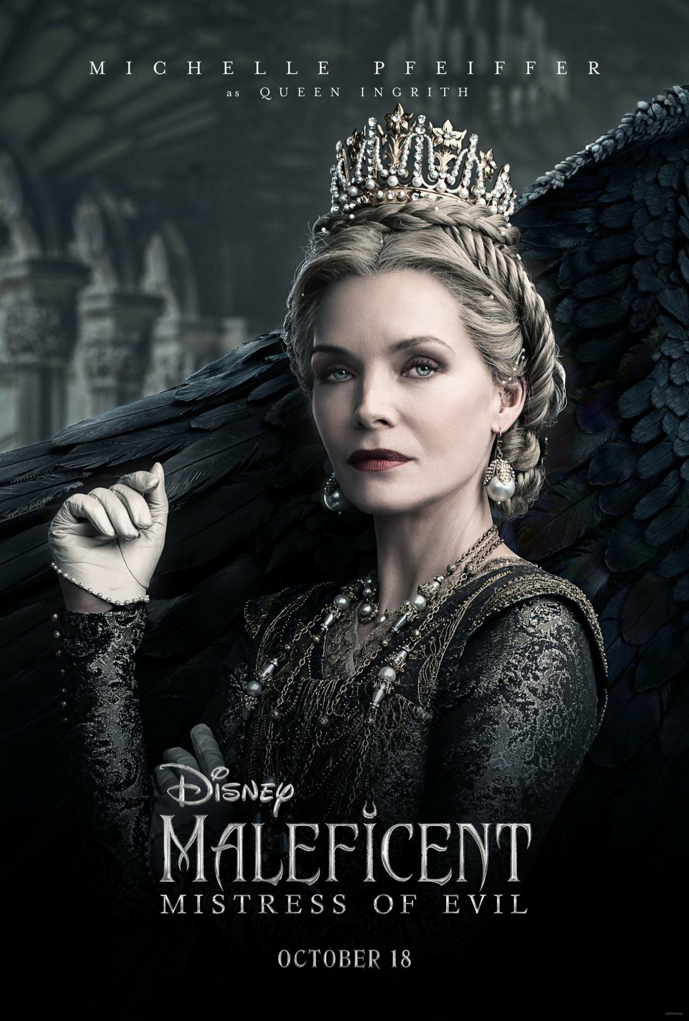 Maleficent: Mistress of Evil Poster #2