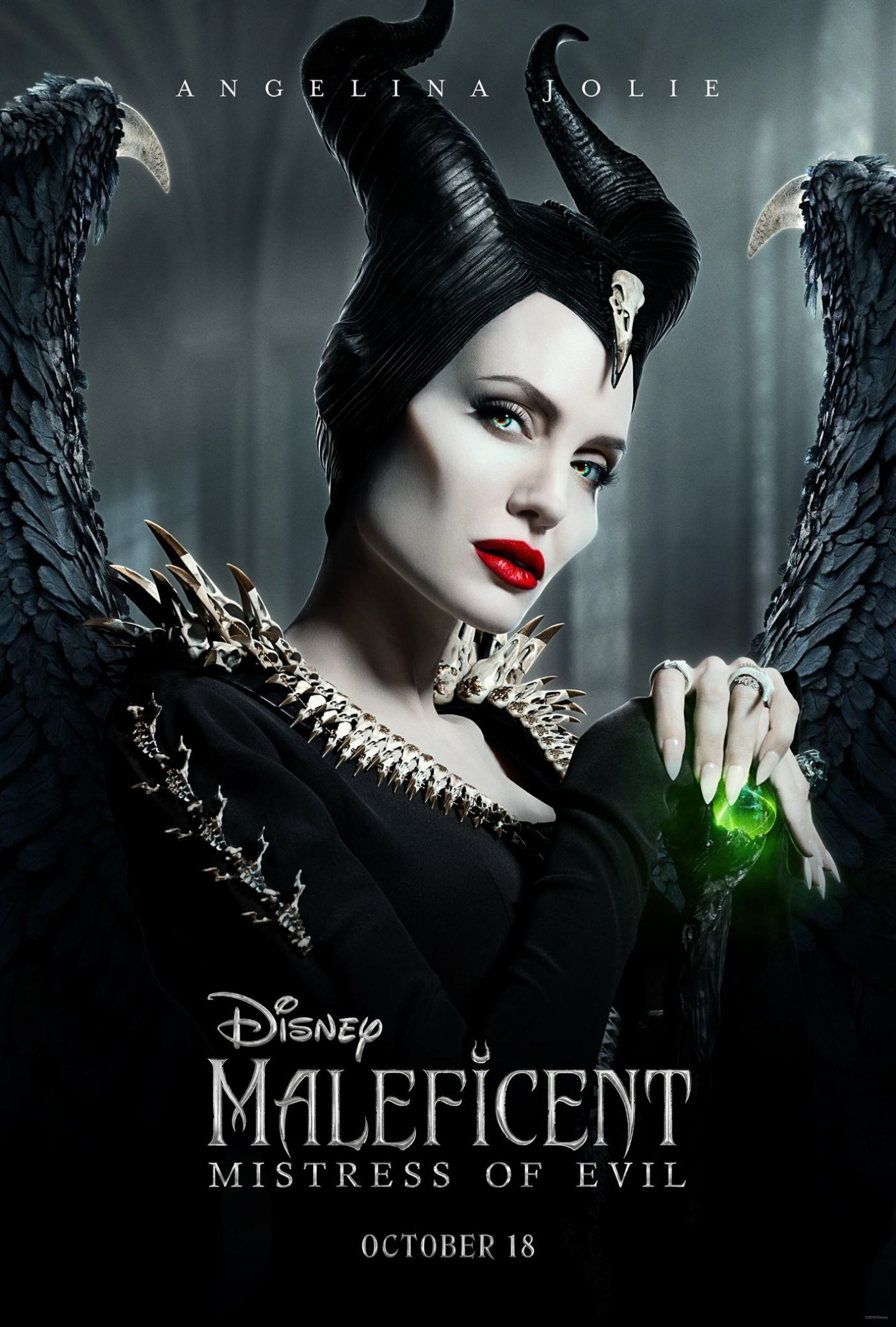 Maleficent: Mistress of Evil Poster #3