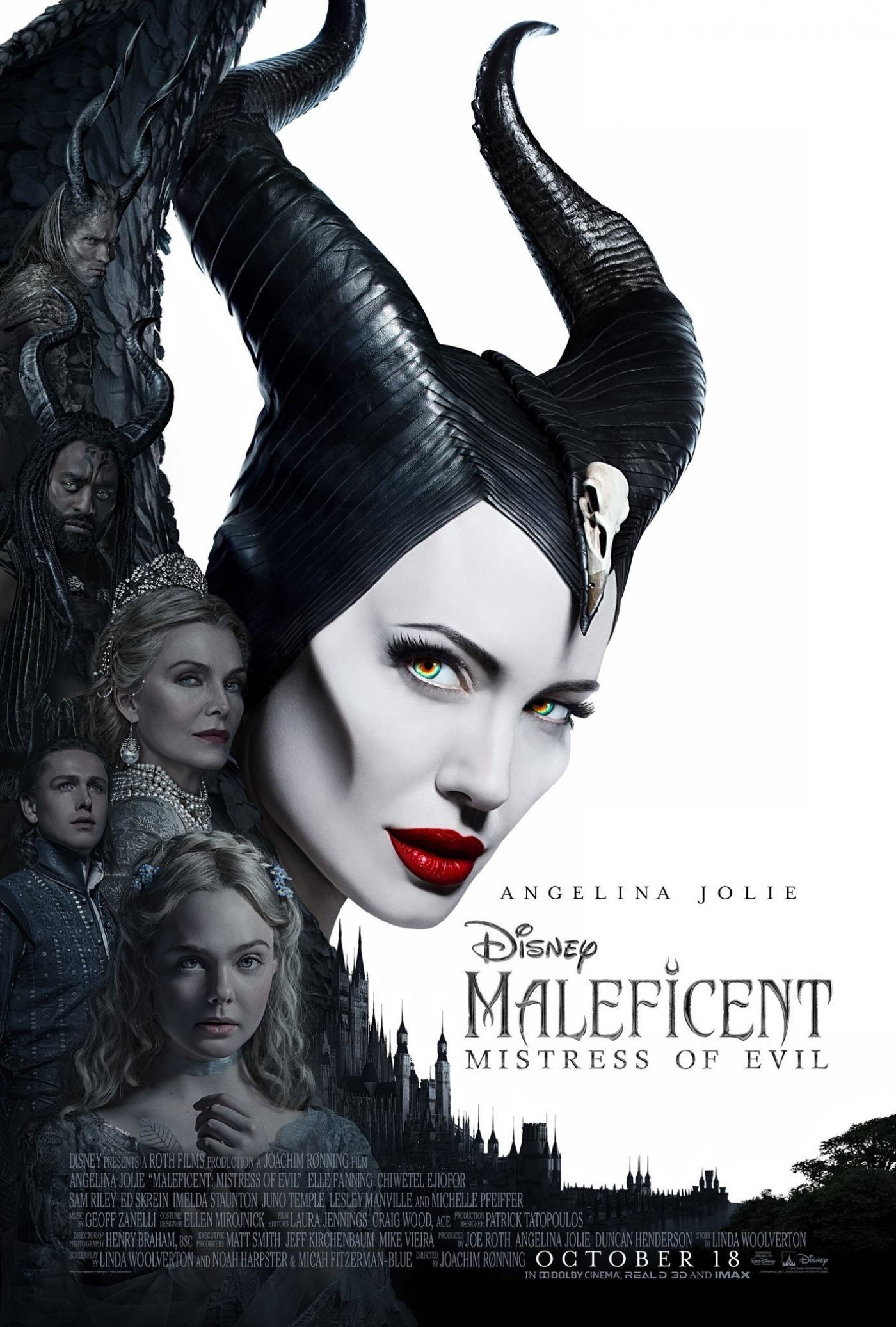Maleficent: Mistress of Evil Poster #5