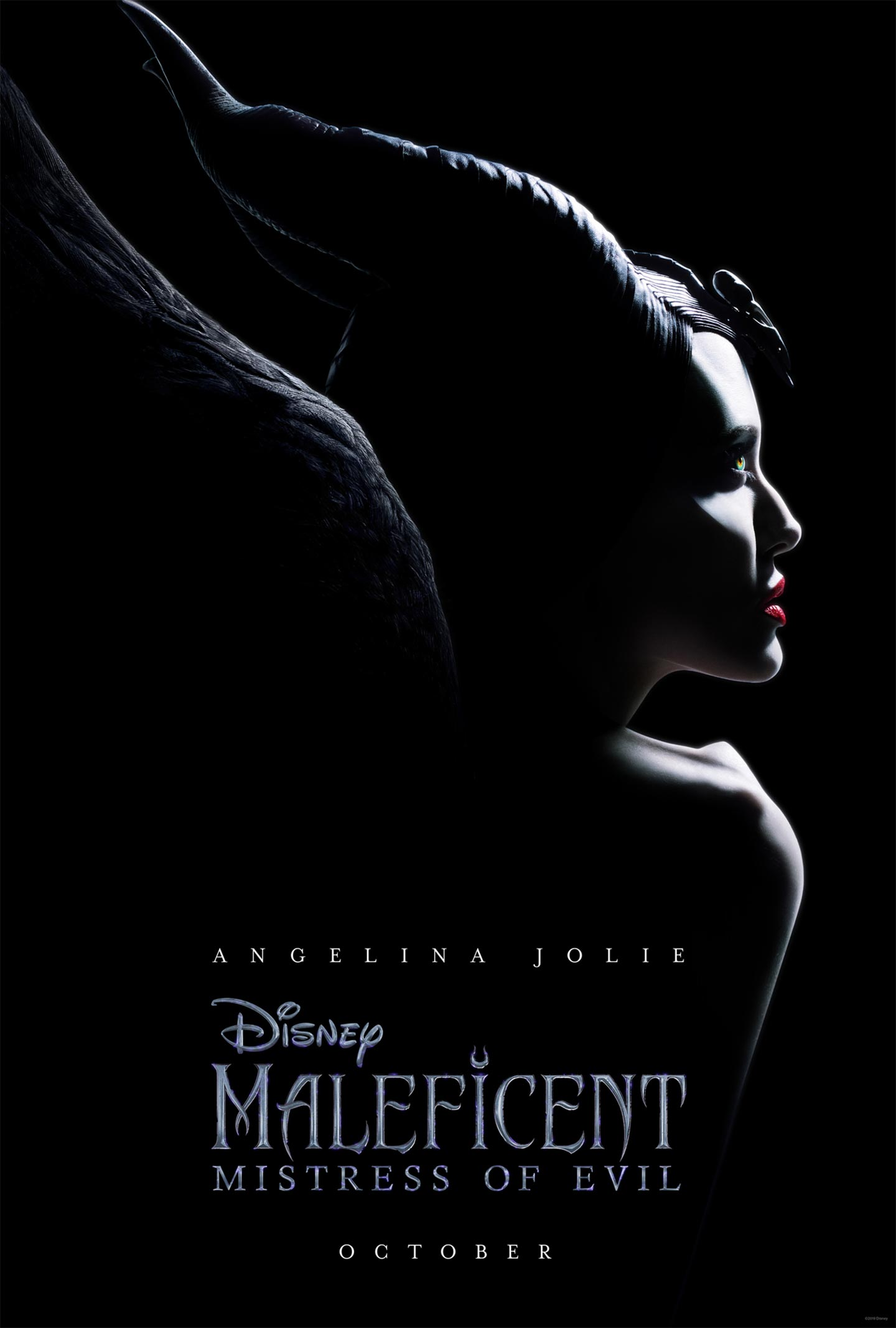 Maleficent: Mistress of Evil Poster #1