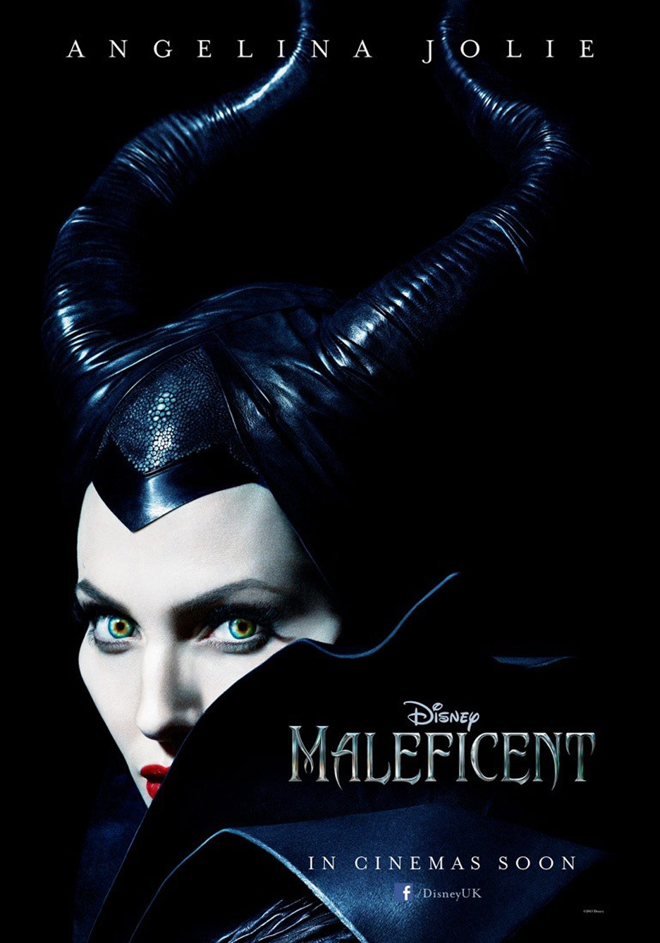 Maleficent 2014 Poster 1 Trailer Addict