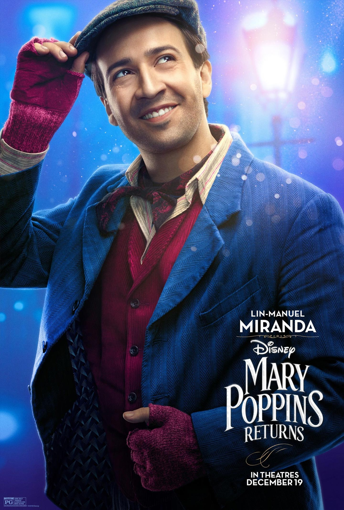 Mary Poppins Returns Poster #3