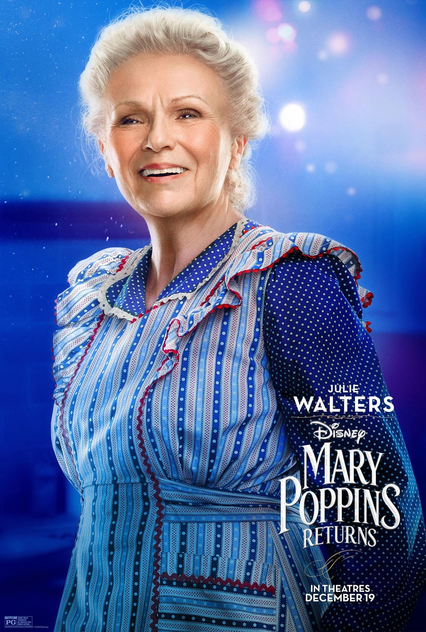Mary Poppins Returns Poster #5