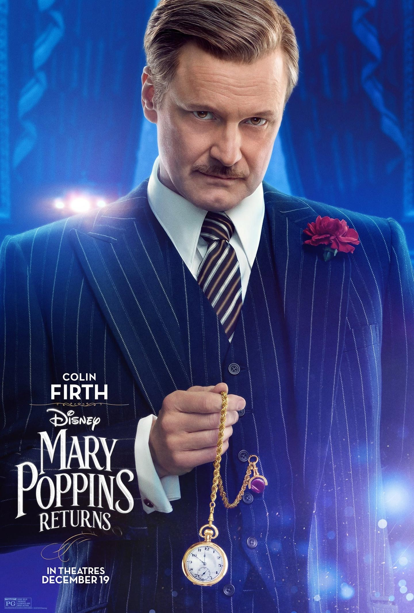 Mary Poppins Returns Poster #6
