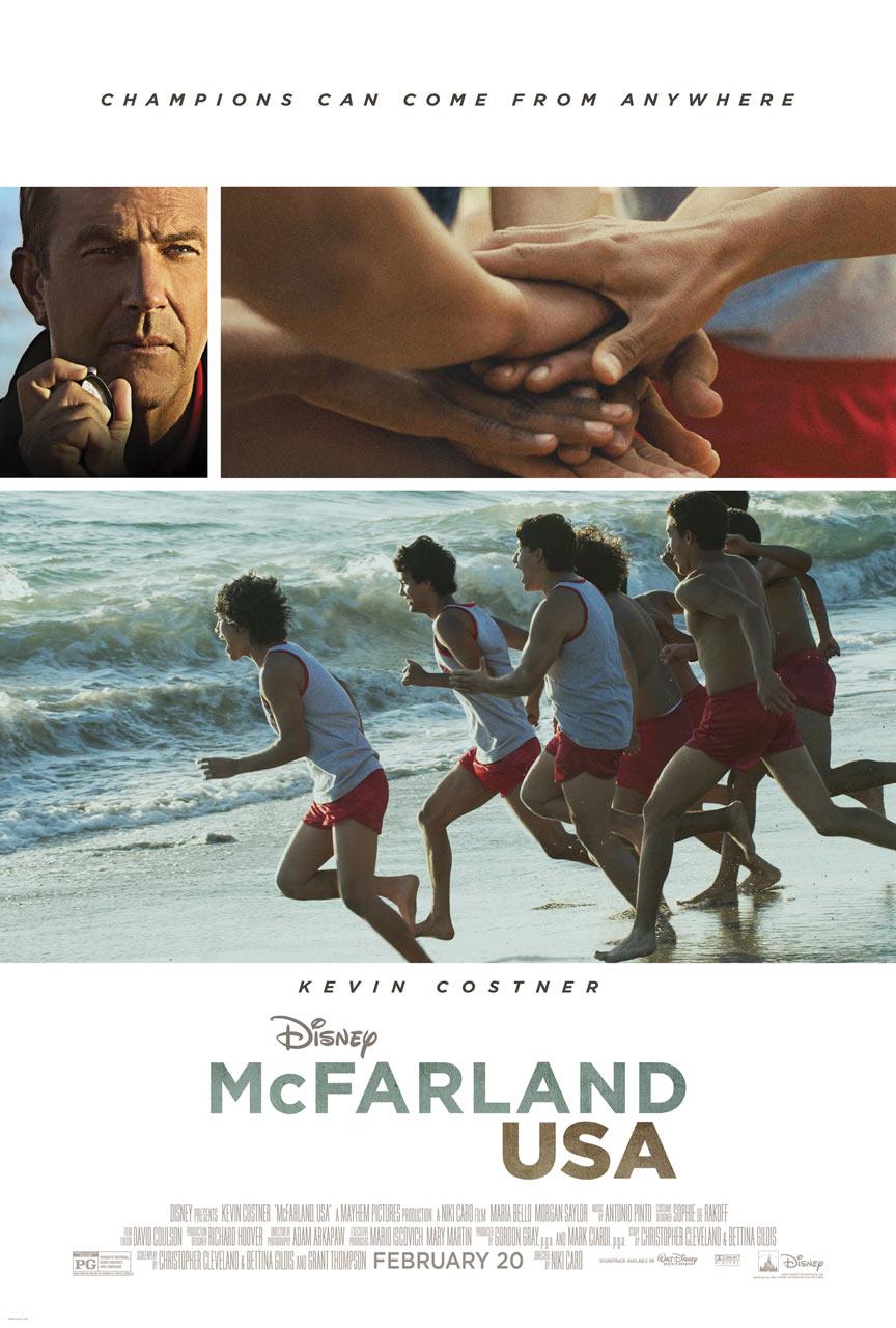McFarland USA Poster #1