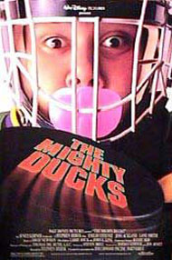 The Mighty Ducks Poster #1