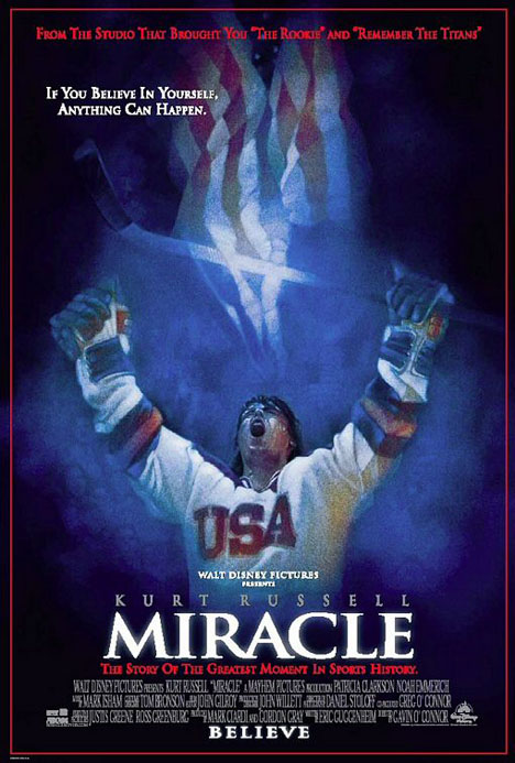 Miracle Poster #1