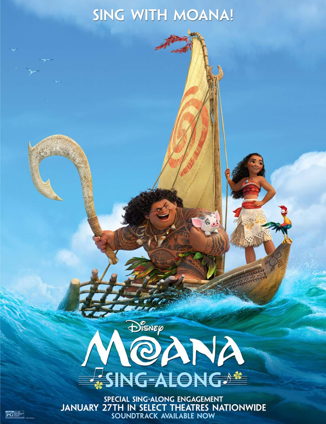 Moana Poster #14