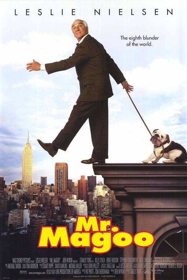 Mr. Magoo Poster #1