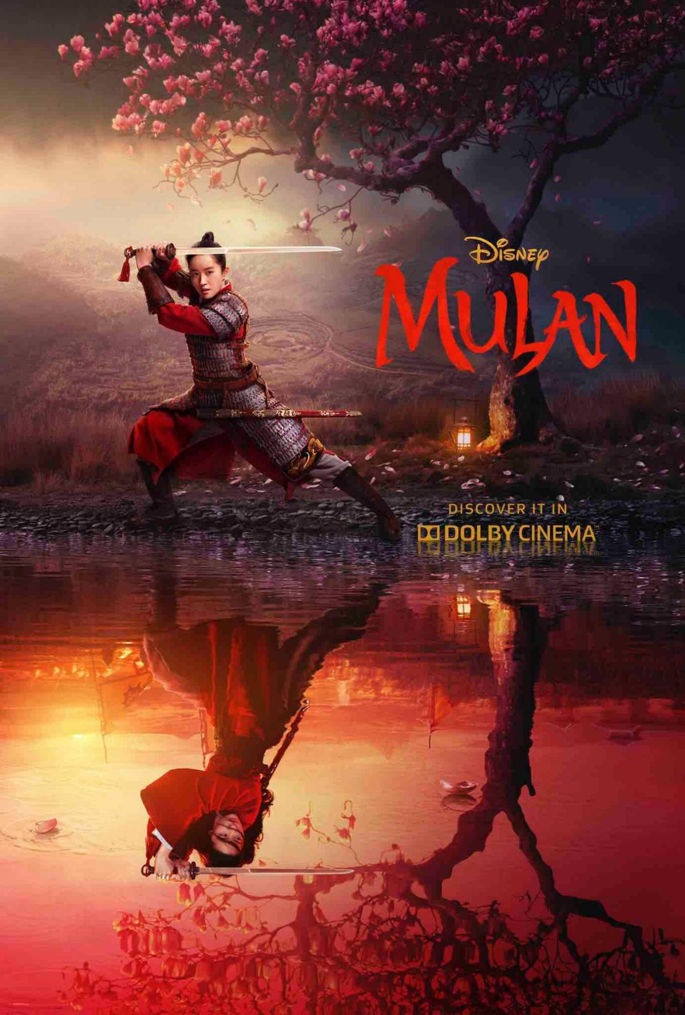 Mulan  2020  Poster  10