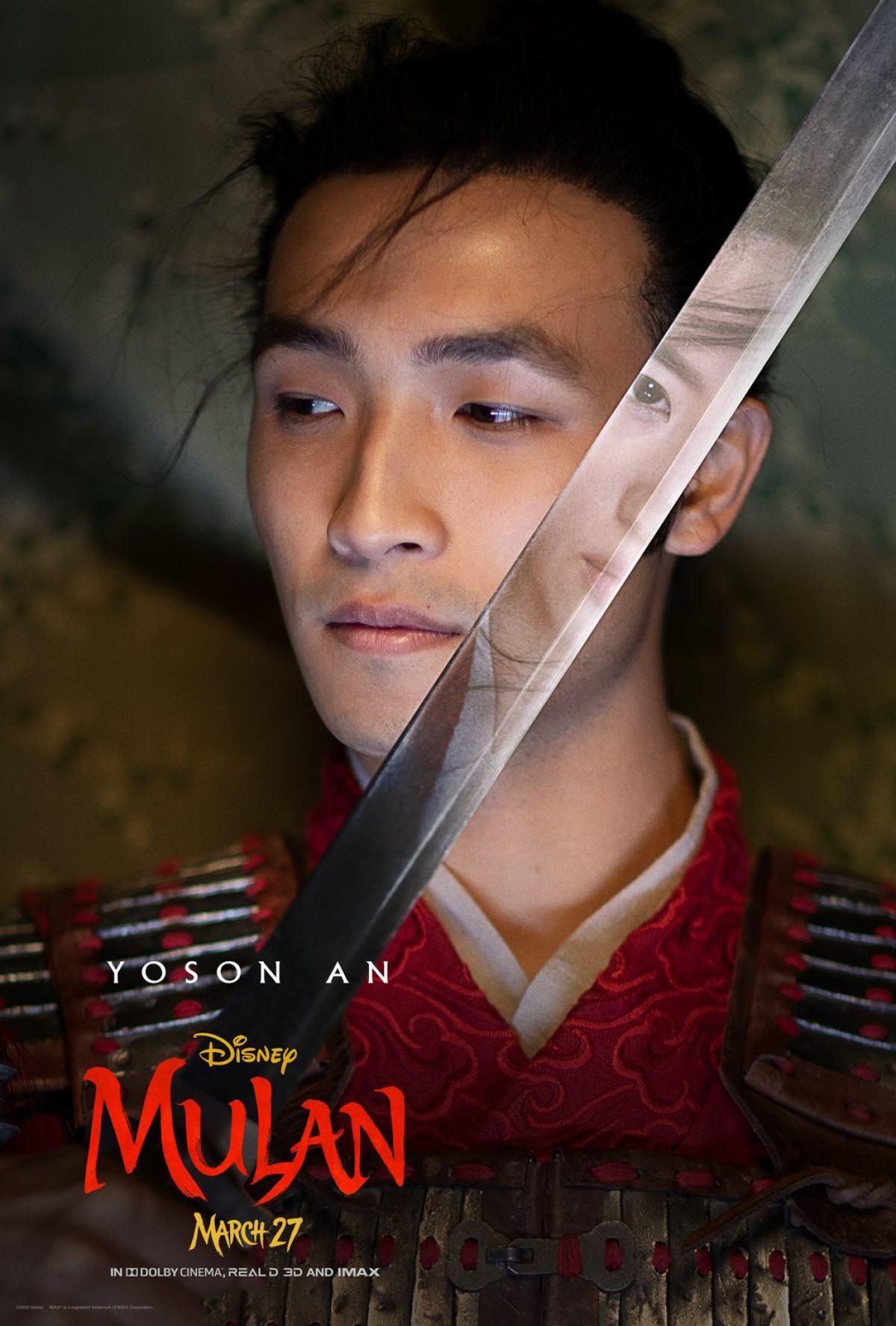 Mulan Poster #7