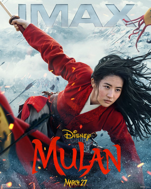 Mulan Poster #9