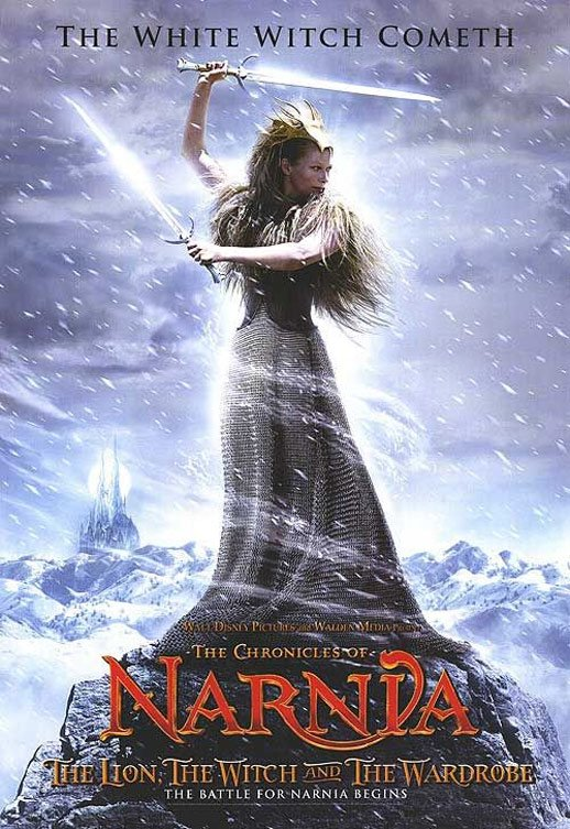 The Chronicles of Narnia: The Lion, the Witch and the Wardrobe Poster #2