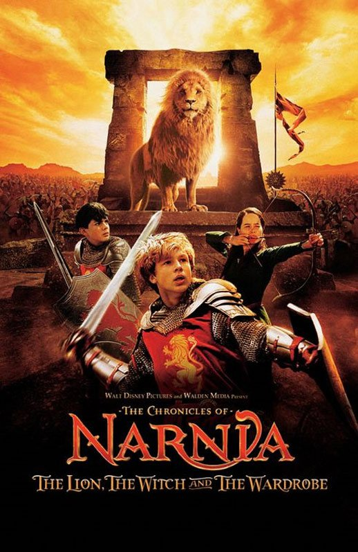 The Chronicles of Narnia: The Lion, the Witch and the Wardrobe Poster #4