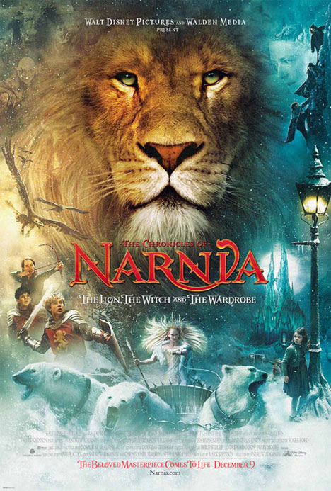 The Chronicles of Narnia: The Lion, the Witch and the Wardrobe Poster #1