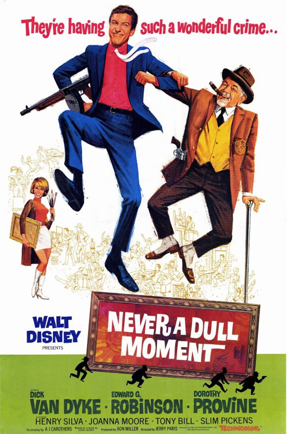 Never a Dull Moment Poster #1