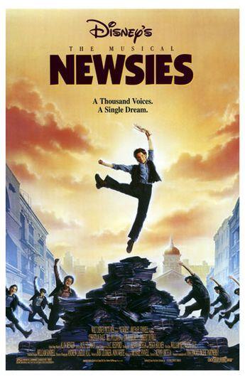 Newsies Poster #1