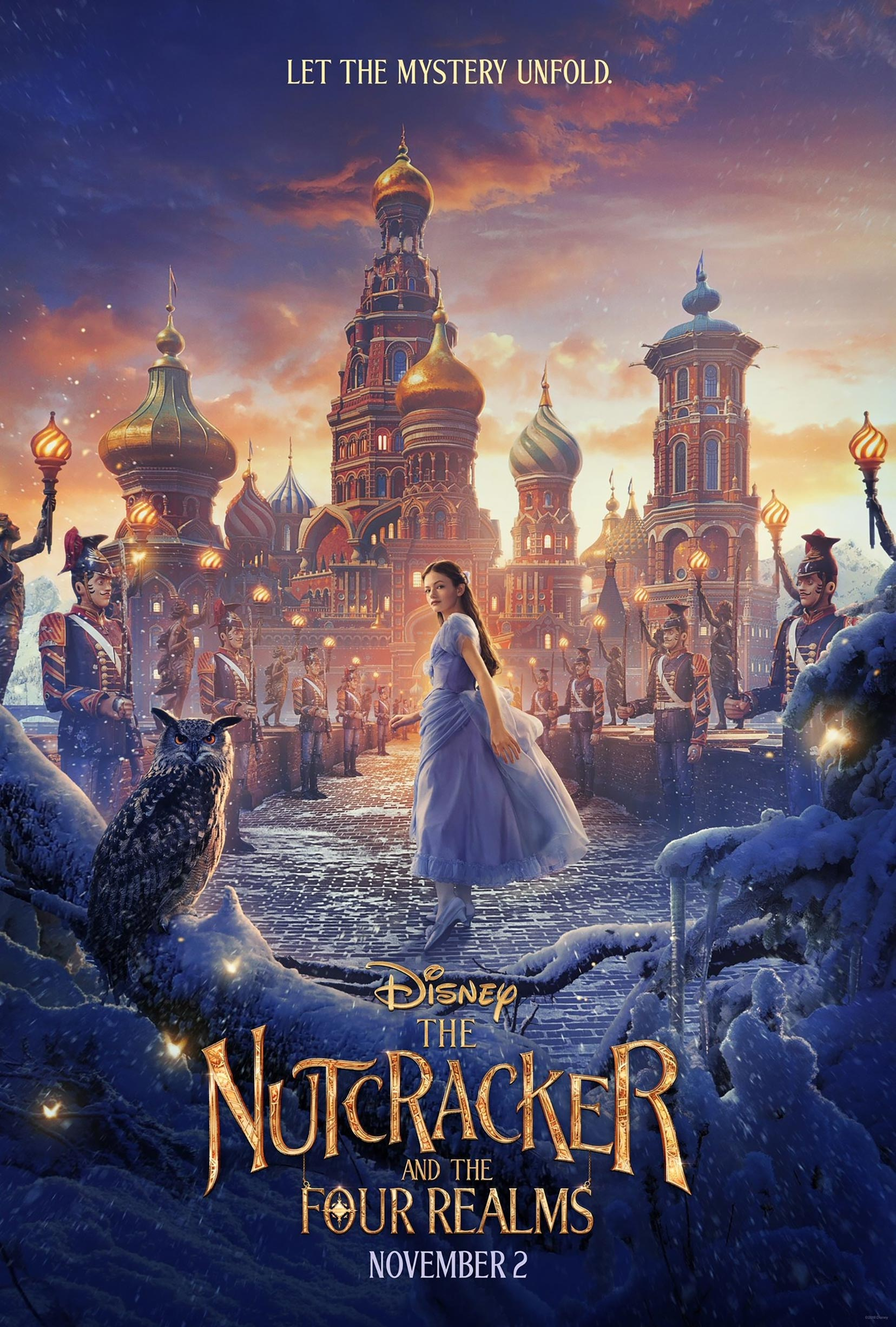 The Nutcracker and the Four Realms Poster #2