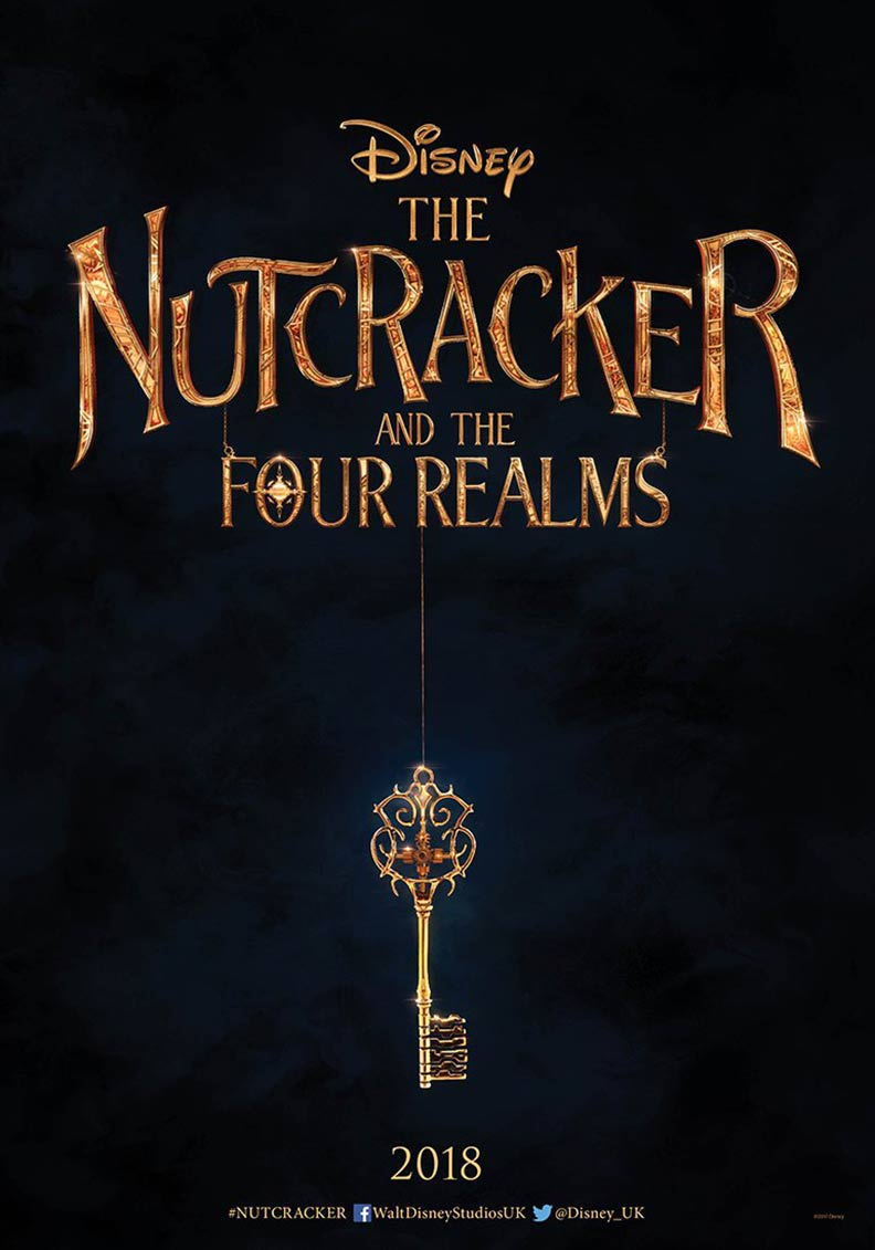 The Nutcracker and the Four Realms Poster #1