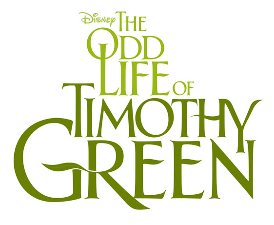 The Odd Life of Timothy Green Poster #1