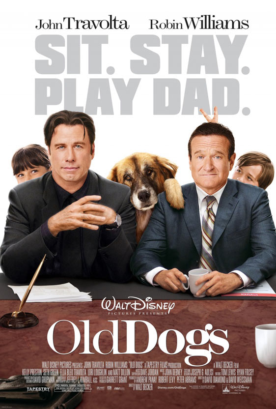 Old Dogs Poster #1