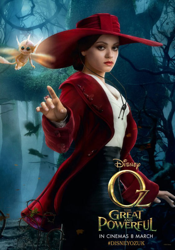 Oz The Great and Powerful Poster #10