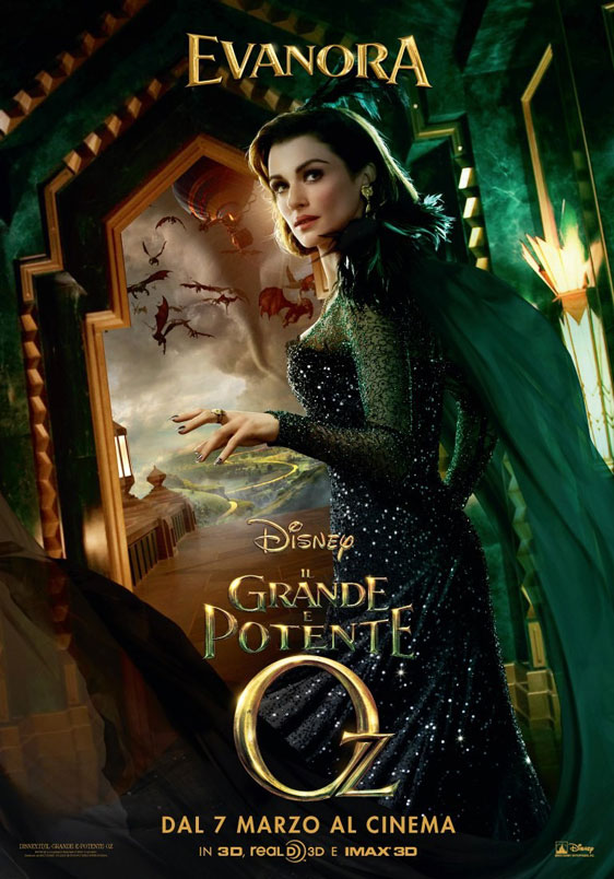 Oz The Great and Powerful Poster #12