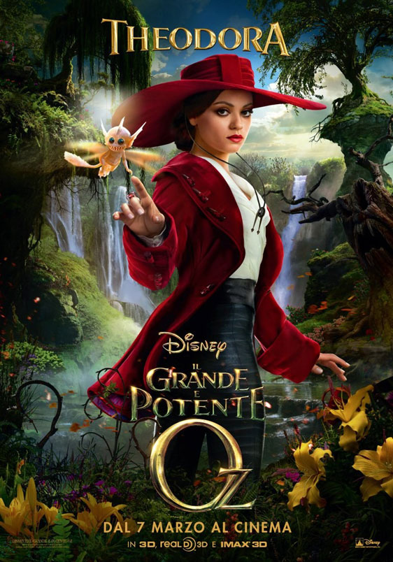 Oz The Great and Powerful Poster #14