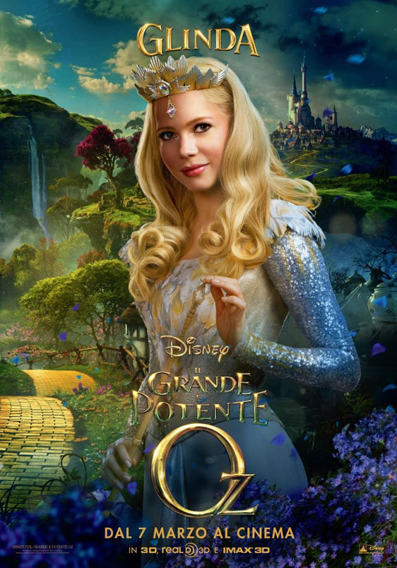 Oz The Great and Powerful Poster #15