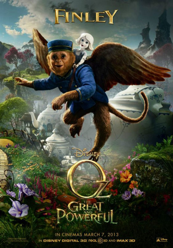 Oz The Great and Powerful Poster #16