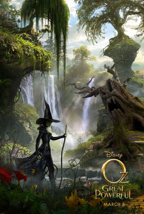 Oz The Great and Powerful Poster #3