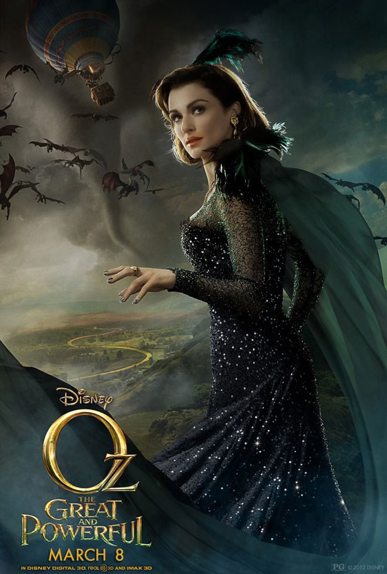 Oz The Great and Powerful Poster #8